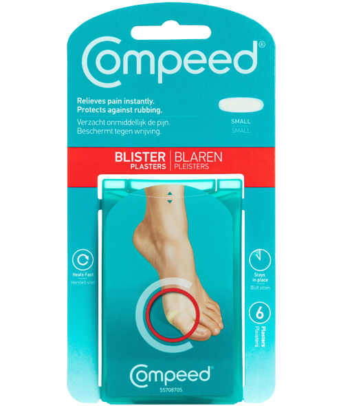 COMPEED® Blister Plasters (Small Size)