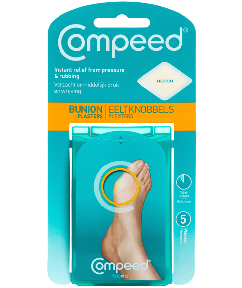 COMPEED® Bunion Plasters